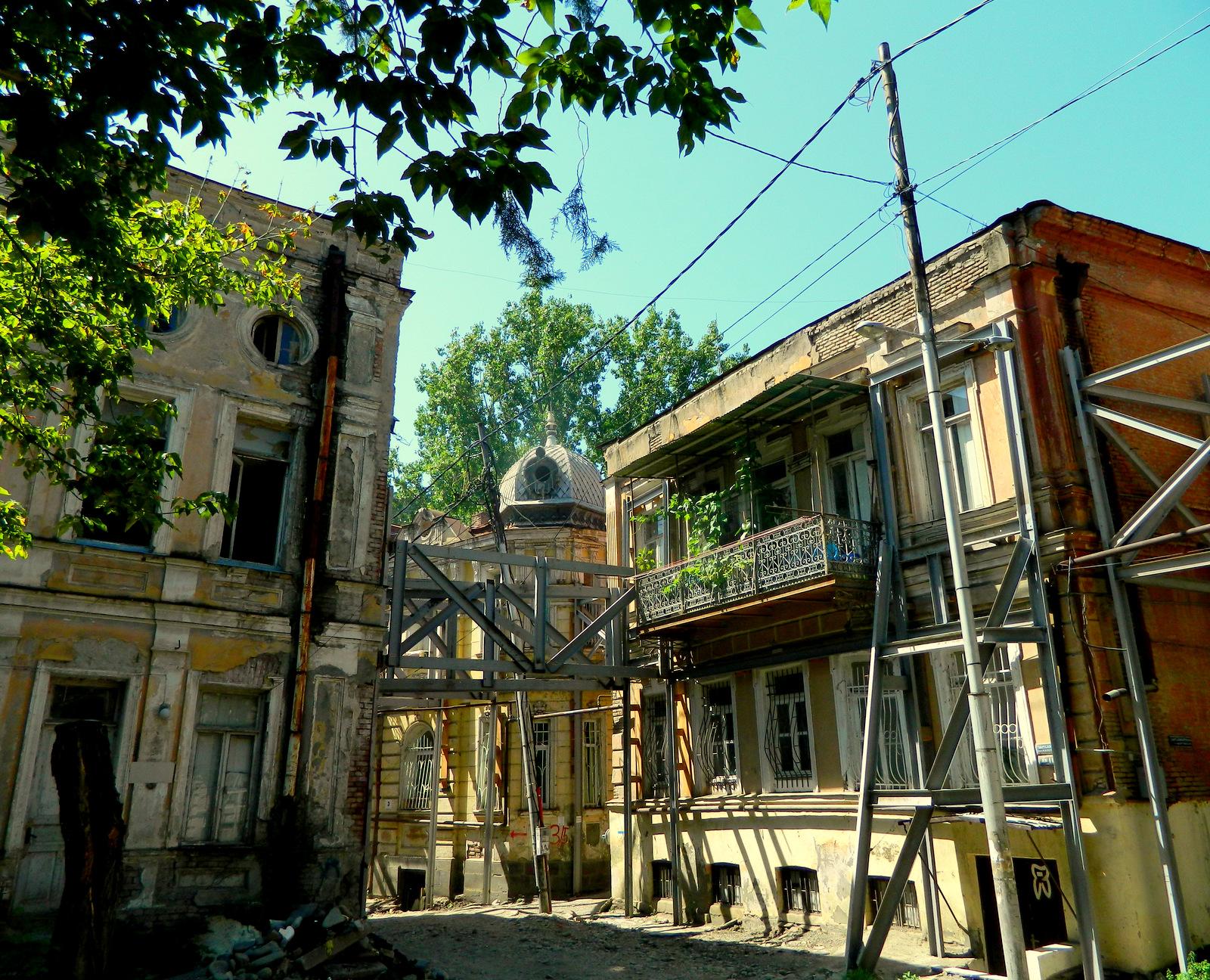 alte Häuser 2