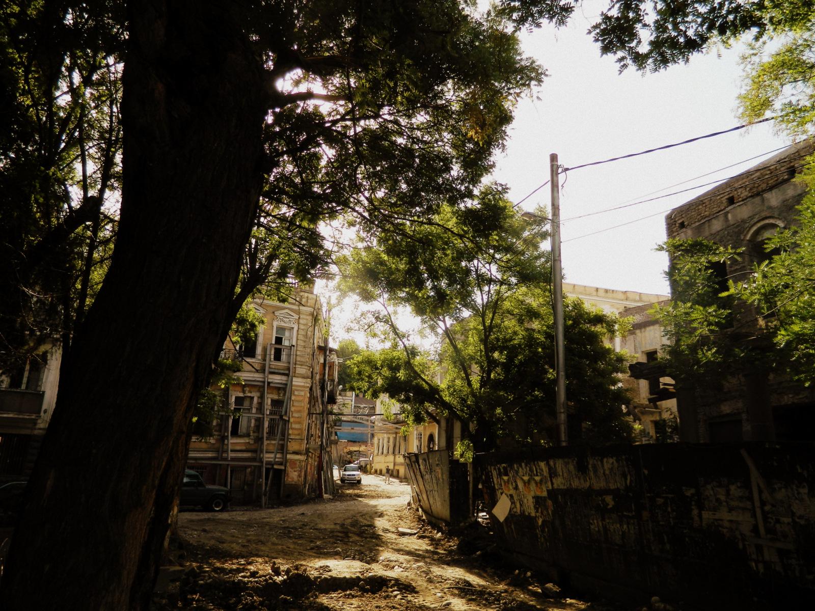 alte Häuser 4