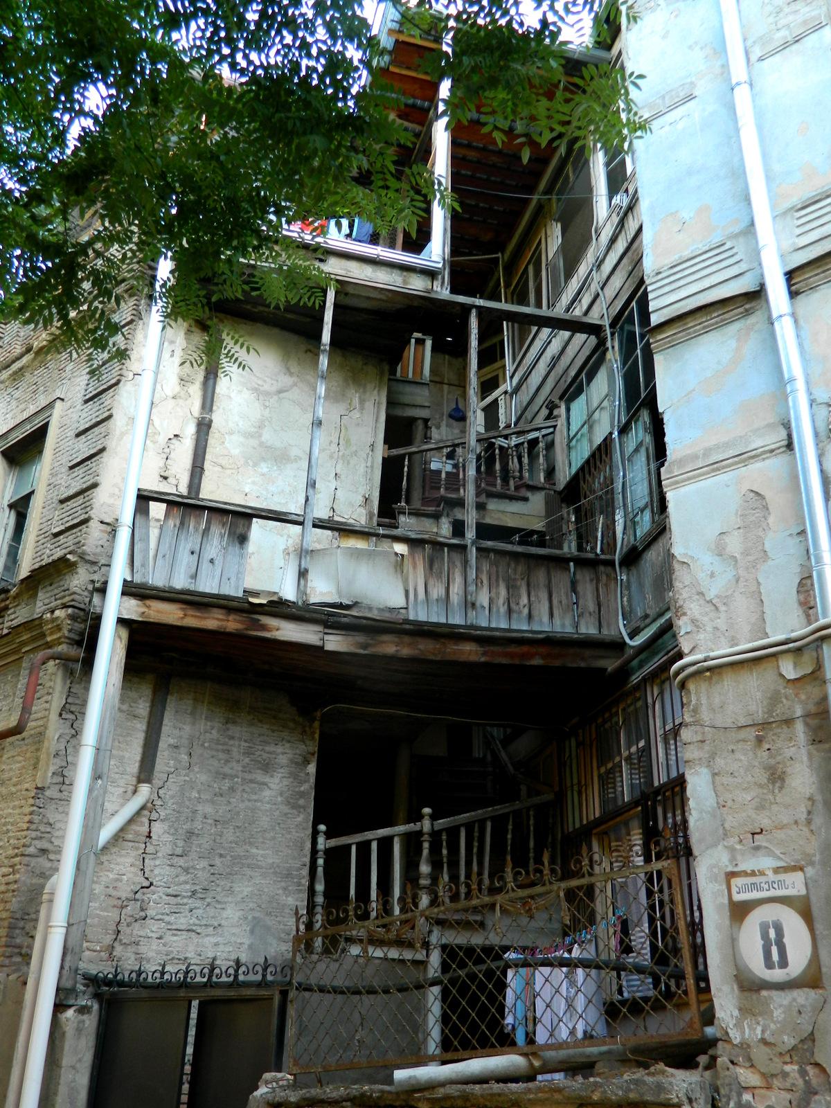 alte Häuser 6
