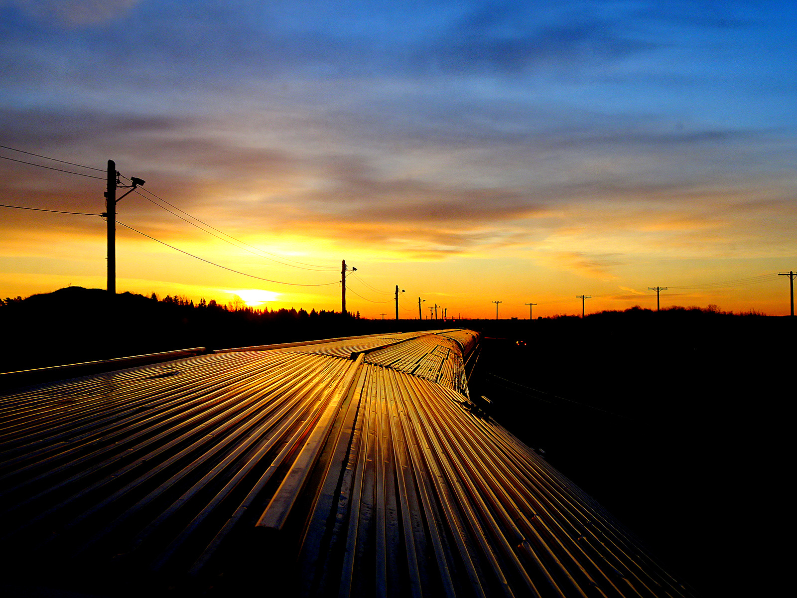 Saskatoon Sonnenaufgang 1