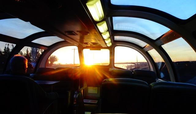 Saskatoon Sonnenaufgang 2