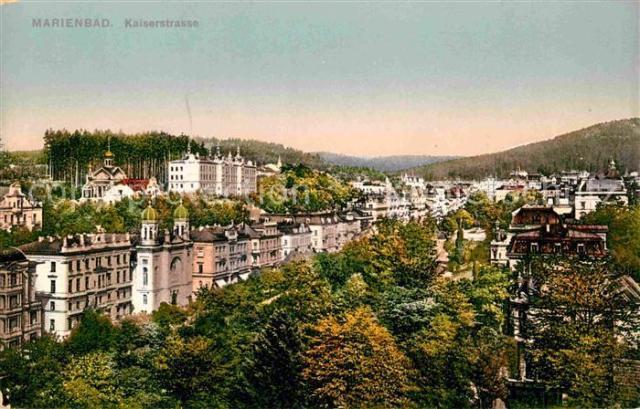 ak-ansichtskarte-marienbad-tschechien-boehmen-kaiserstrasse-kat-marianske-lazne