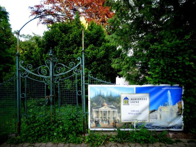 UNESCO Kandidatur Marienbad
