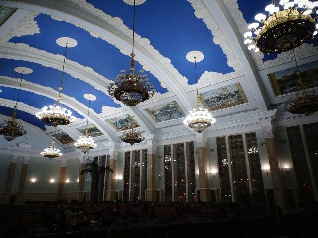 Kiew Wartesaal erster Klasse