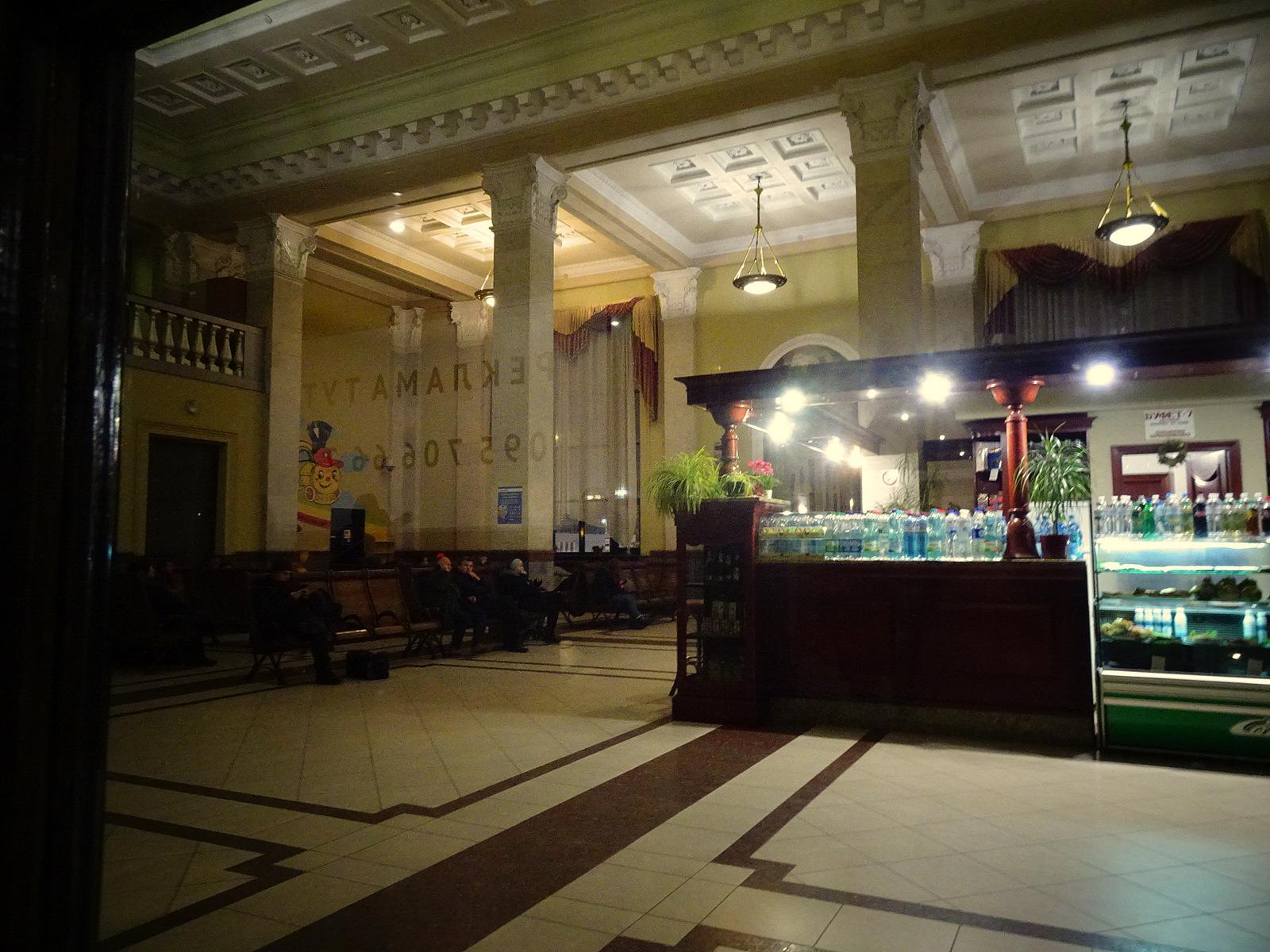 Lviv Bahnhof (3)