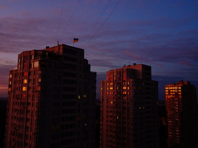 Sonnenaufgang 4