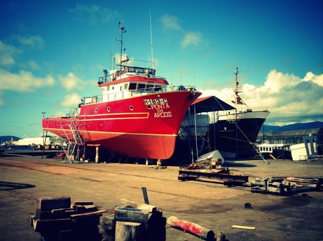boat Madalena