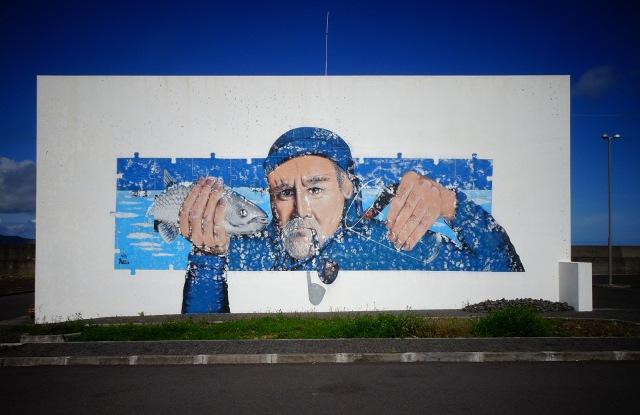 mural Madalena