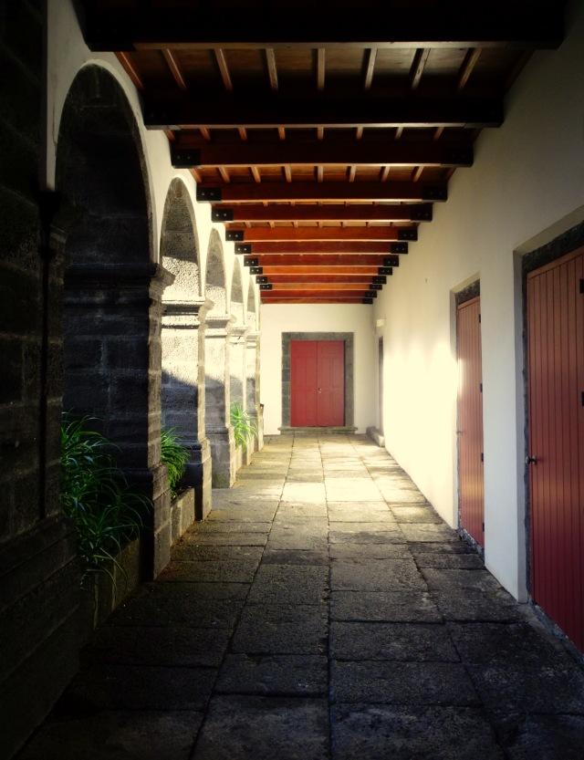 Pousada Sao Roque corridor