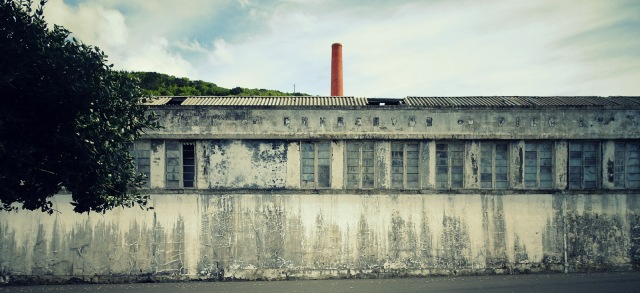 Lajes factory