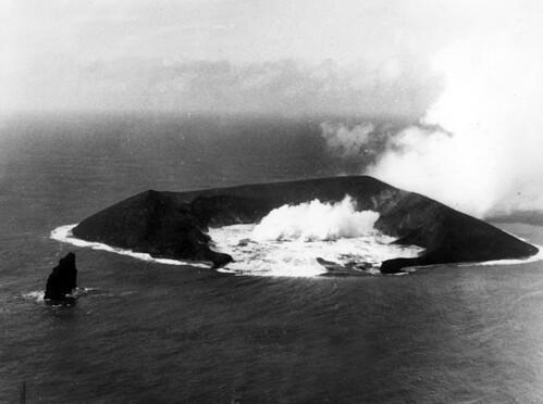 Capelinhos eruption 1
