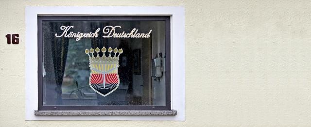 Reichsbürger Königreich Deutschland