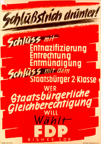 Schlußstrich_drunter_-_FDP_election_campaign_poster,_Germany_1949