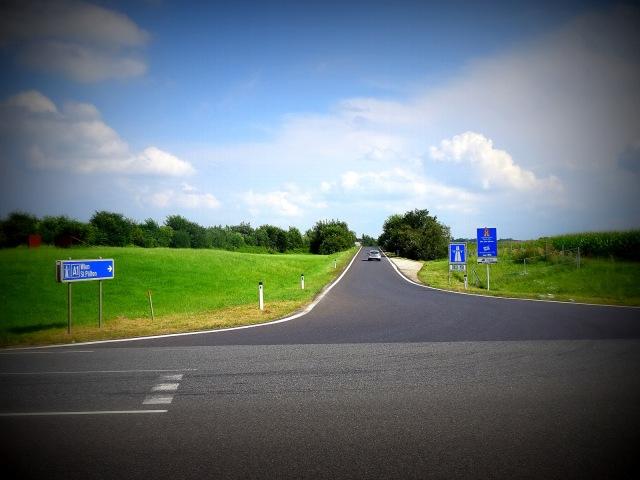 Auffahrt A1