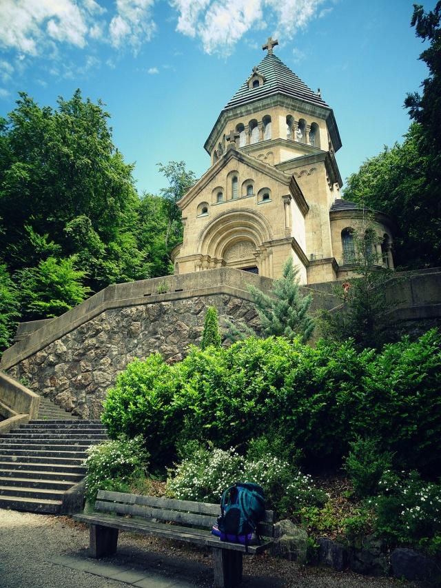 Votivkapelle für Ludwig II Berg am Starnberger See (1)