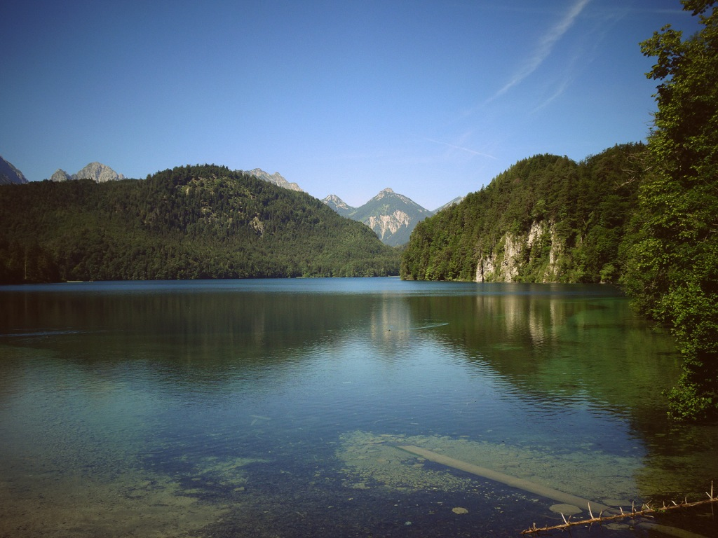 This image has an empty alt attribute; its file name is waschen-alpsee.jpg